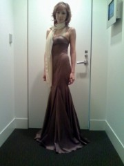 天上智喜 プライベート画像/東京国際映画祭2008 天上智喜はドレスがはじめて5