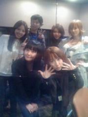 天上智喜 公式ブログ/大阪に着きました〜! 画像3
