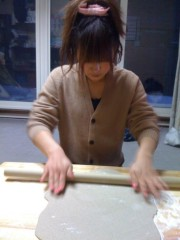 にゃんこ 公式ブログ/蕎麦職人への道(nyanko蕎麦その1) 画像3