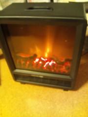 にゃんこ 公式ブログ/暖炉・・・・・風 画像2
