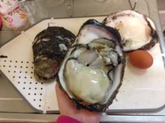 にゃんこ 公式ブログ/岩牡蠣もらいました 画像3