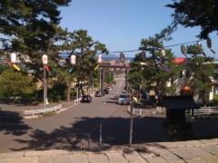 にゃんこ 公式ブログ/函館八幡宮 画像2