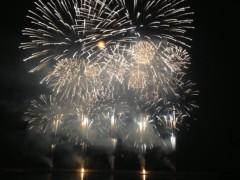 にゃんこ 公式ブログ/しかべ海と温泉のまつり&花火大会 画像2