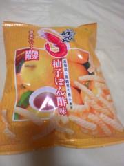 にゃんこ 公式ブログ/柚子ぽん酢味 画像1