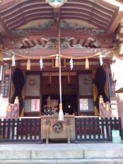 にゃんこ 公式ブログ/招き猫発祥の地 浅草「今戸神社」 画像2