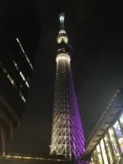 にゃんこ 公式ブログ/夜の東京スカイツリー 画像1