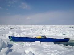 にゃんこ 公式ブログ/流氷シーカヤック&ウォーク体験記 画像1