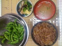 にゃんこ 公式ブログ/ホームメイド牛丼 画像1