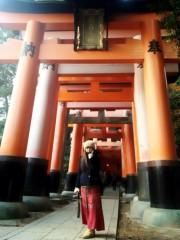にゃんこ 公式ブログ/伏見稲荷大社 画像3