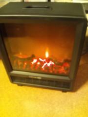 にゃんこ 公式ブログ/暖炉・・・・・風 画像1