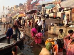 にゃんこ 公式ブログ/インドのバラナシで注意する事 画像1