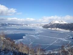 にゃんこ 公式ブログ/これが神秘の泉、摩周湖だよ。 画像2
