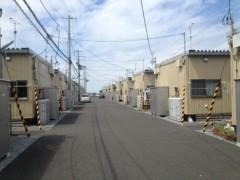 にゃんこ 公式ブログ/亘理町の仮設住宅に行ってきました。 画像1