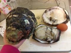 にゃんこ 公式ブログ/岩牡蠣もらいました 画像1