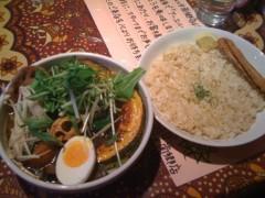 にゃんこ 公式ブログ/スープカレーも美味でした。 画像1