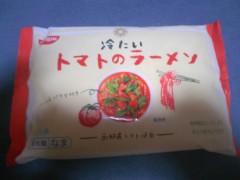 にゃんこ 公式ブログ/冷たいトマトのラーメン 画像1