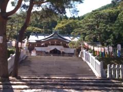 にゃんこ 公式ブログ/函館八幡宮 画像1
