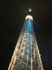 にゃんこ 公式ブログ/夜の東京スカイツリー 画像2