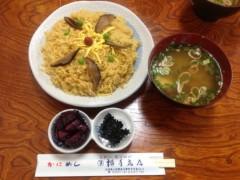 にゃんこ 公式ブログ/長万部と言えば、カニ飯ニャ〜 画像1