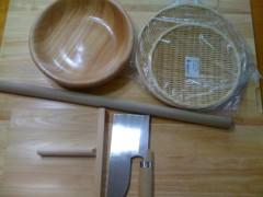 にゃんこ 公式ブログ/蕎麦職人への道(nyanko蕎麦その1) 画像1