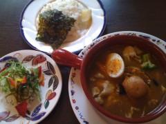 にゃんこ 公式ブログ/スープカレー 画像1