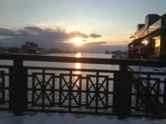 にゃんこ 公式ブログ/nyanko day's釧路の夕日 画像1