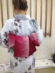 にゃんこ 公式ブログ/夏だ、浴衣だ、花火に蛍 画像1