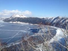 にゃんこ 公式ブログ/これが神秘の泉、摩周湖だよ。 画像1