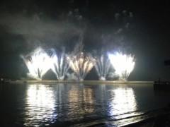 にゃんこ 公式ブログ/しかべ海と温泉のまつり&花火大会 画像1