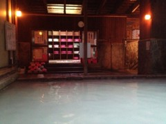にゃんこ 公式ブログ/選りすぐりの温泉で、危機一髪 画像3