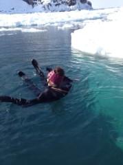 にゃんこ 公式ブログ/流氷シーカヤック&ウォーク体験記 画像3