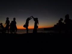 にゃんこ 公式ブログ/バリ島の夕日 画像2