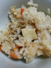 石井智也 公式ブログ/タケノコ料理 画像3