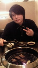 石井智也 公式ブログ/焼き肉を食らう 画像1
