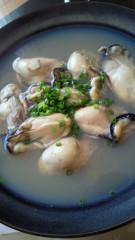 石井智也 公式ブログ/牡蠣パーテー 画像1