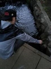 石井智也 公式ブログ/ザリガニ釣り 画像1
