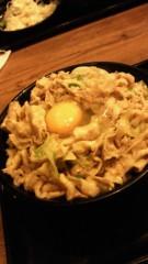 石井智也 公式ブログ/すた丼 画像1
