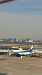 石井智也 公式ブログ/羽田空港→極寒 画像1