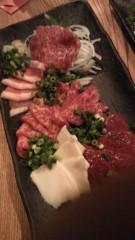 石井智也 公式ブログ/馬肉祭 画像1