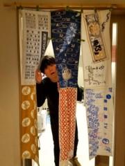 石井智也 公式ブログ/手拭い暖簾 画像3
