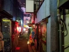 石井智也 公式ブログ/歌舞伎町の路地 画像1