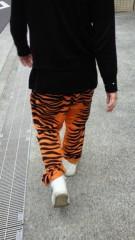 石井智也 公式ブログ/トラが歩いてた 画像1