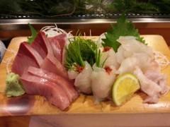 石井智也 公式ブログ/肉VS魚 画像2