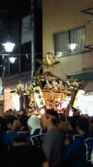 石井智也 公式ブログ/秋祭り 画像1
