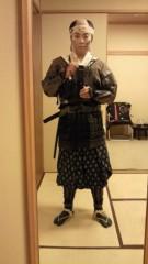 石井智也 公式ブログ/戦国が熱い! 画像1