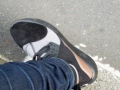 石井智也 公式ブログ/靴擦れの靴 画像1