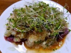 石井智也 公式ブログ/この食べ方が好き 画像1