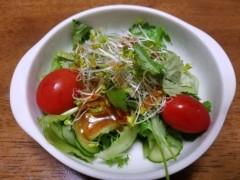 石井智也 公式ブログ/サラダにパクチー 画像1