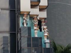 石井智也 公式ブログ/交差点の鼓笛隊 画像1