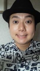 石井智也 公式ブログ/台風の中 画像2